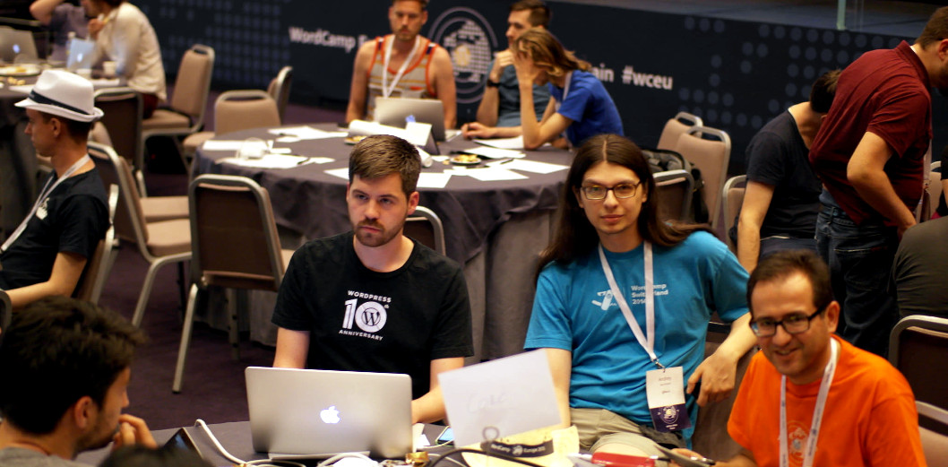 Core Team on Contributor Day CC BYSA Andrey Savchenko