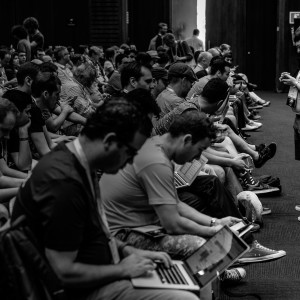 Ryan & the Humans, WCEU 2015 - CCBY http://florianziegler.com/
